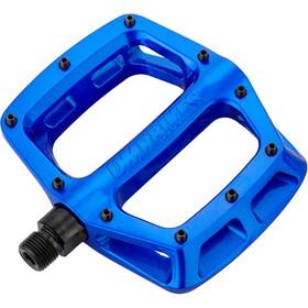 DMR V8 Pedals dunkel blau metallic
